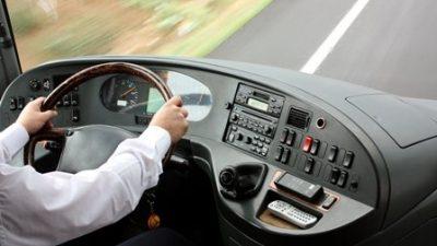 Warunki pracy kierowców