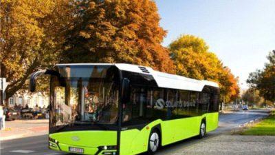 Elektryczne Solarisy wracają do Hanoweru