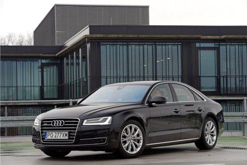 Pilotaż Audi