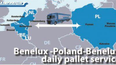 Nowy, kolejny oddział Mainfreight Poland