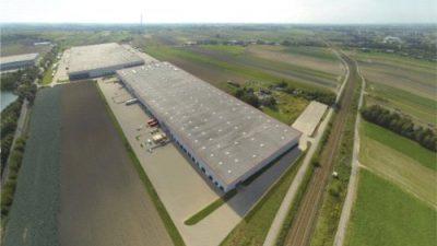 JAS-FBG zwiększa powierzchnię w Pruszkówie