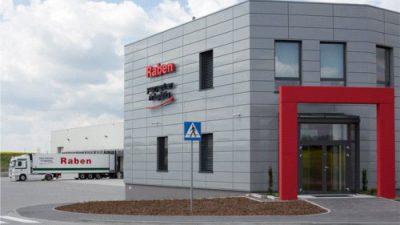 Raben otworzył centrum logistyczne w Rzeszowie