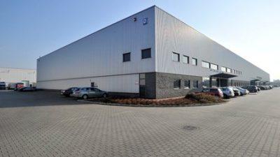 Nowy obiekt SEGRO w Warszawie oddany do użytku