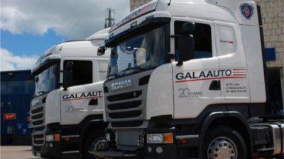 Firma Galaauto wybiera markę Scania