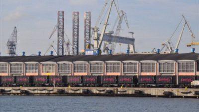 Laude Smart Intermodal SA jedzie na wschód