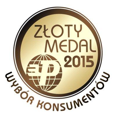 Złoty Medal –Wybór Konsumentów dla IPOsystem na ITM Polska 2015