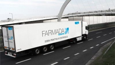 Farmada Transport poszukuje przewoźników