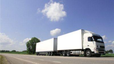Apel o zniesienie zakazu ruchu ciężarówek