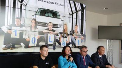 Jubileusz kształcenia zawodowego w VW Poznań