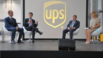 Otwarto centrum przeładunkowe UPS