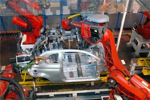 Produkcja Forda Ka w Tychach na finiszu