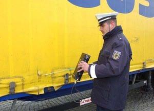 Kontrole niemieckiej policji pod kątem MiLoG