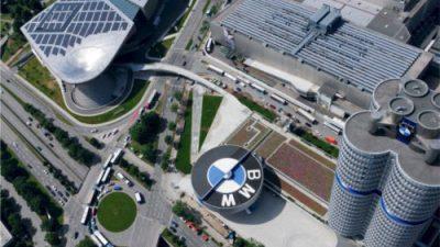 Kuehne + Nagel świadczy uslugi logistyczne dla części zamiennych Grupy BMW