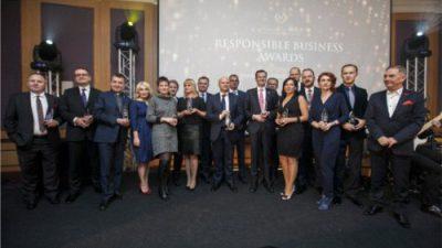 Raben Group nagrodzona za wybitną strategię CSR