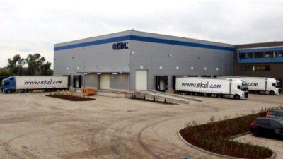 Rozwój Ecol Logistics na Węgrzech