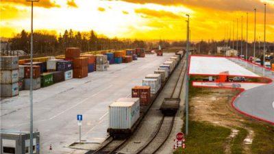 Terminal intermodalny Poznań-Franowo
