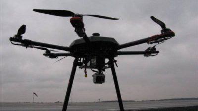 ITD sięga po drona