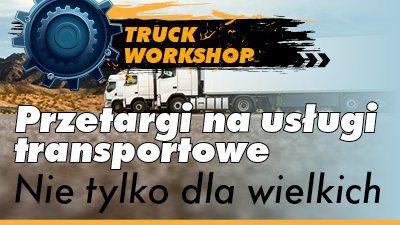 Warsztaty na temat przetargów transportowych już 17 marca