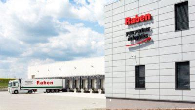 Ćwierć wieku Grupy Raben w Polsce