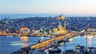 Turcja stawia na logistykę