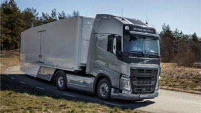 Rynek ciężarówek wciąż imponuje
