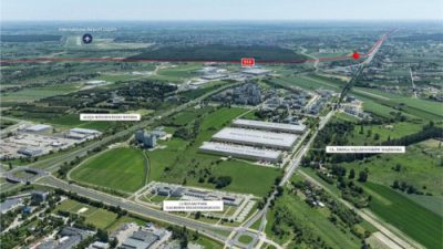 Rozbudowa Panattoni Park Lublin