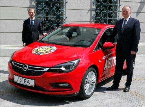 Opel i Gliwice są razem od 20 lat