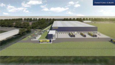 Panattoni buduje magazyn dla Dachsera w Niemczech