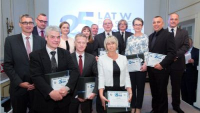 M&M Militzer&Münch od 25 lat w Polsce