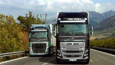 30 procent więcej nowych ciężarówek w pierwszym półroczu