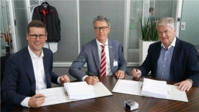 Seifert Automotive Logistics podpisał umowę z Porsche