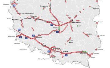 Od 1 października kolejne 148 km dróg w viaTOLL