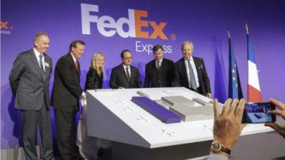 FedEx Express rozbudowuje centrum logistyczne na lotnisku w Paryżu