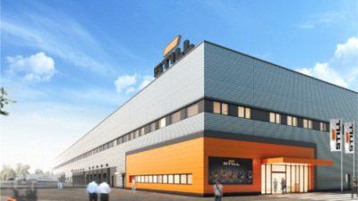 Nowe centrum dystrybucyjne STILL