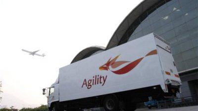 Dwucyfrowe wzrosty Agility