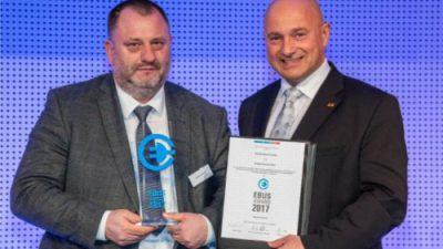 Solaris nagrodzony za elektryczne autobusy