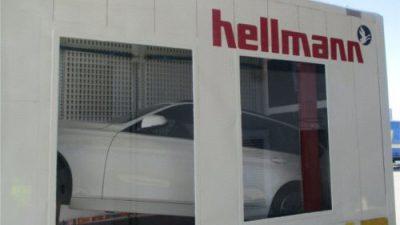 Hellmann wprowadza nową technologię załadunku pojazdów