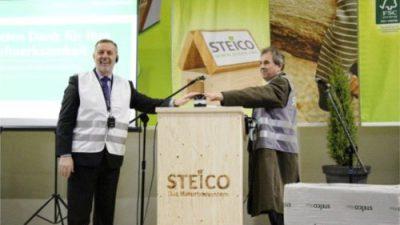 Steico z automatyczną linią produkcyjną w Czarnkowie