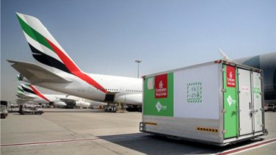 Emirates SkyCargo zadba o świeżość produktów dzięki Emirates SkyFresh
