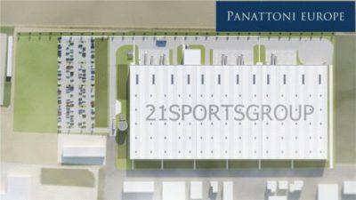 21sportsgroup z nowym centrum logistycznym w Niemczech