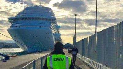 DSV obsługuje statki wycieczkowe