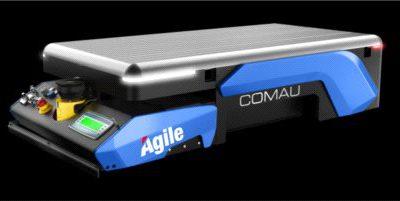 Comau wprowadza platformę AGV