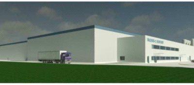 Panattoni realizuje dla Reuss Seifert fabrykę o powierzchni 30 tys. m kw.