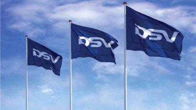 DSV trzykrotnie wyróżnione w Rankingu firm TSL