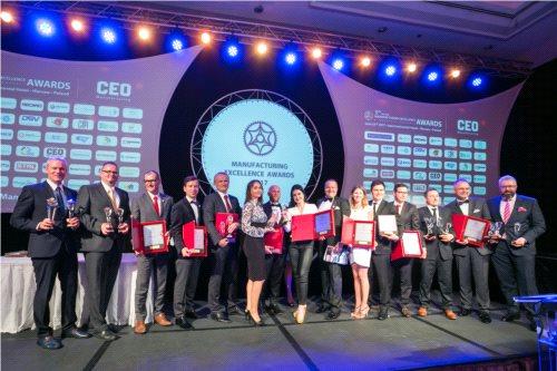 Ogłoszono zwycięzców 5. Manufacturing Excellence Awards 2017