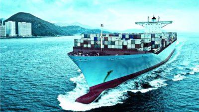 Fracht morski: informacje o emisji CO2