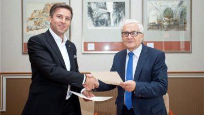 Ursus zacieśnia współpracę z Politechniką Warszawską