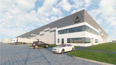 BIK z pozwoleniem na budowę nowego centrum logistycznego w Krakowie