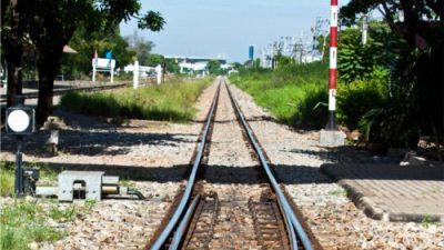 Kolejowe przewozy towarowe w górę
