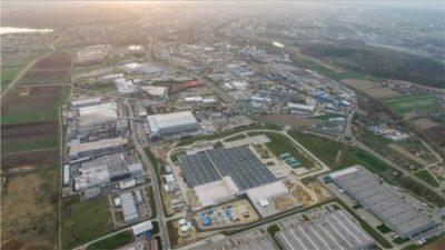 Katowicka SSE ma już 1.6 mld inwestycji
